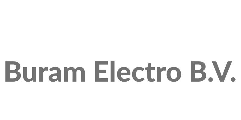 Buram Electro B.V. pl projecten